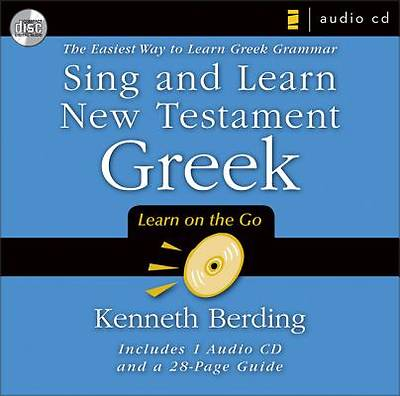 Sing and Learn New Testament Greek CD