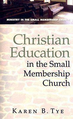 Picture of Christian Education in the Small Membership Church