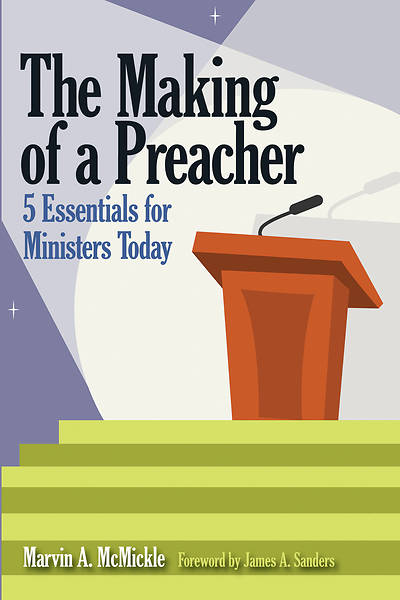Picture of The Making of a Preacher