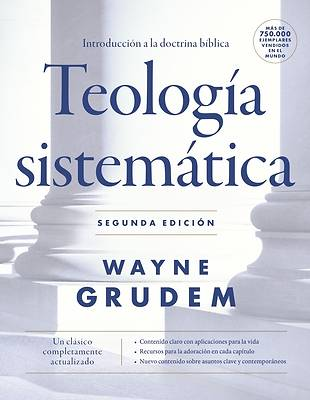 Picture of Teología Sistemática - Segunda Edición