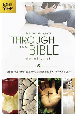 Picture of The One Year Through the Bible Devotional