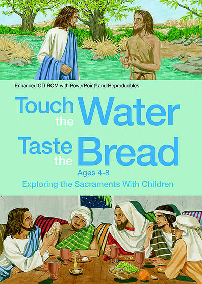 Picture of Touch the Water, Taste the Bread Ages 4-8 - MP3 Music and Sound Effects Download