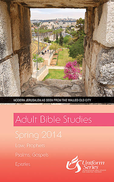 Adult Bible Studies Spring 2014 Student - eBook [ePub]