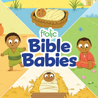 Picture of Frolic Bible Babies