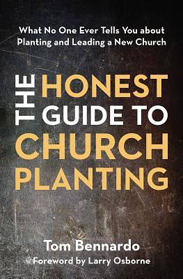 Picture of The Honest Guide to Church Planting