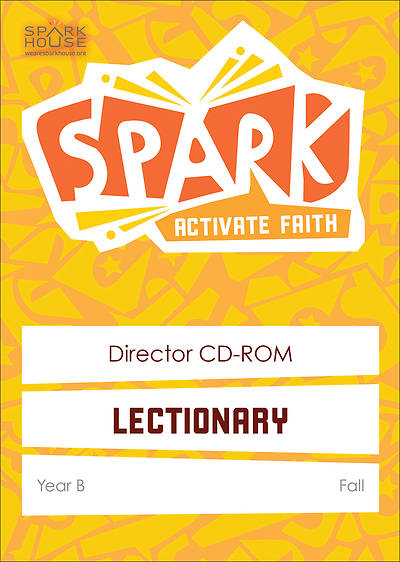 Picture of Spark Lectionary Director CD Fall Year B