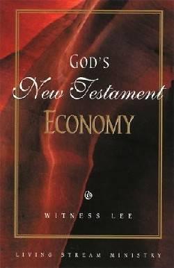 Picture of Gods New Testament Economy