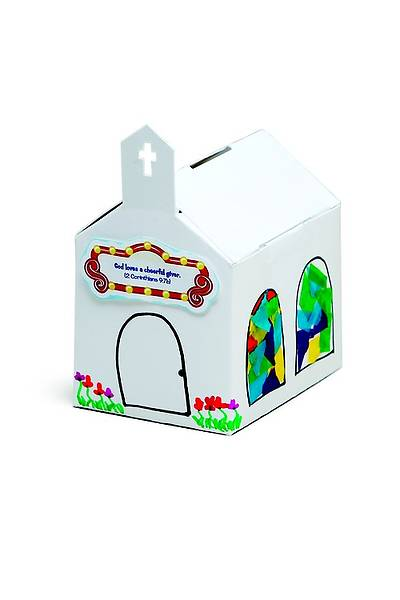 Vacation Bible School 2013 Everywhere Fun Fair Pkg of 12 Church Bank Craft Day 2 VBS