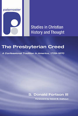 Picture of The Presbyterian Creed