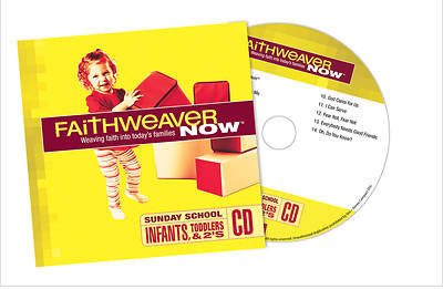 Picture of FaithWeaver Now Infants Toddlers & Twos CD Fall 2018