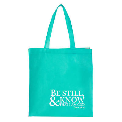Picture of Tote Be Still & Know That I Am God
