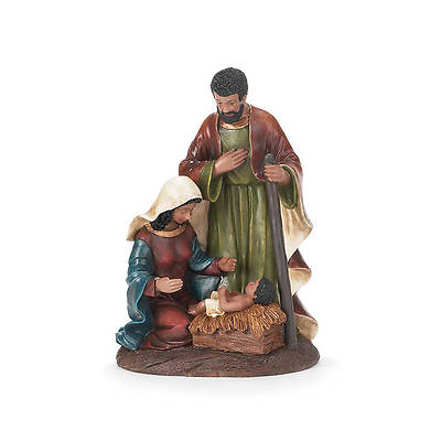 African American Holy Family Figurine - 8