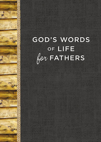Gods Words of Life for Fathers