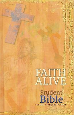 Picture of Faith Alive Student Bible-ESV