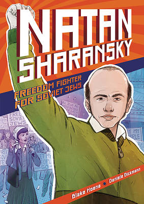 Picture of Natan Sharansky
