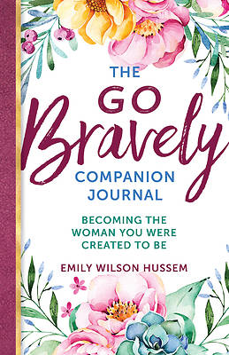 Picture of The Go Bravely Companion Journal
