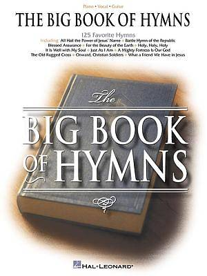 Picture of The Big Book of Hymns