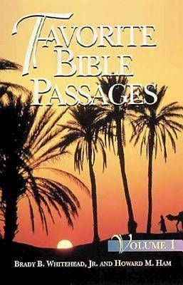 Picture of Favorite Bible Passages Volume 1 Student