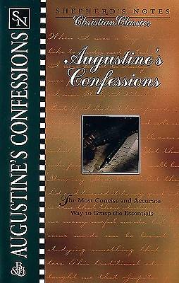 Shepherds Notes Augustines Confessions