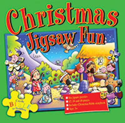 Candle Bible for Toddlers Christmas Jigsaw Fun