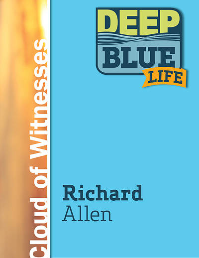 Picture of Deep Blue Life: Richard Allen Word Download