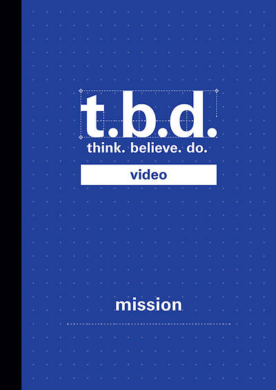 Picture of T.B.D.: Mission DVD