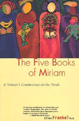 Picture of The Five Books of Miriam