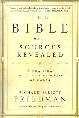 Picture of The Bible with Sources Revealed