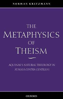 The Metaphysics of Theism