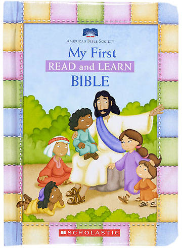 Picture of My First Read and Learn Bible