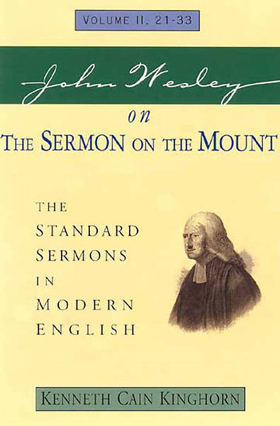John Wesley on the Sermon on the Mount [Adobe Ebook]