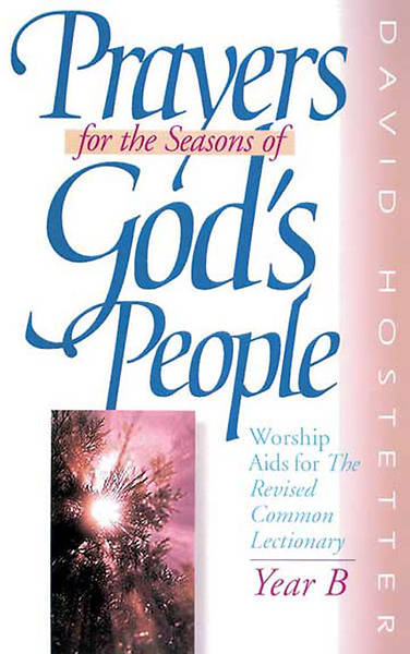 Picture of Prayers for the Seasons of God's People Year B [Microsoft Ebook]