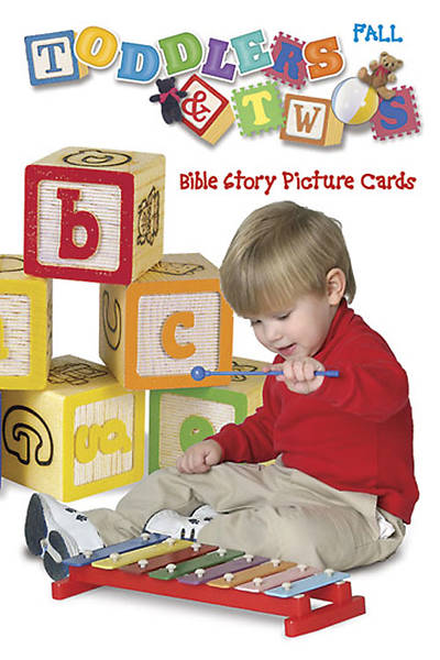 Picture of Toddlers & Twos - Bible Story Picture Cards Fall