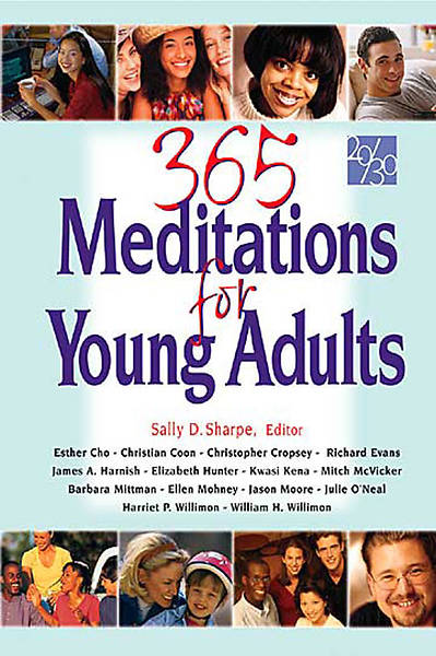 Picture of 365 Meditations for Young Adults [Microsoft Ebook]
