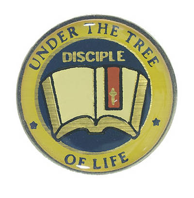 Disciple IV Lapel Pin