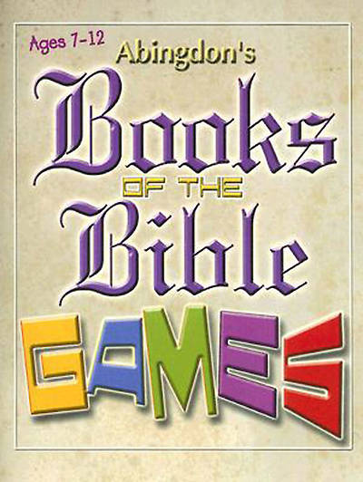 Abingdons Books of the Bible Games - eBook [ePub]