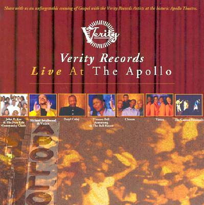 Verity Records Live at the Apollo