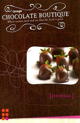 Picture of Chocolate Boutique Journal