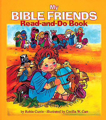 My Bible Friends Read-and-Do Book