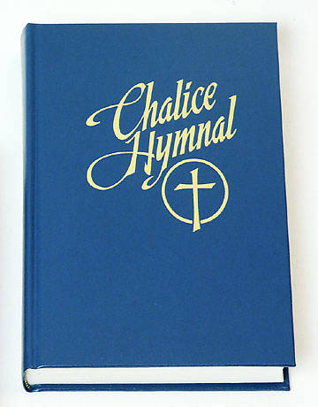 Chalice Hymnal Ecumenical Blue