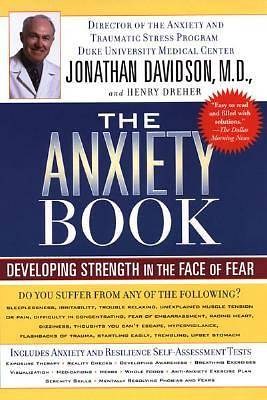 Picture of The Anxiety Book
