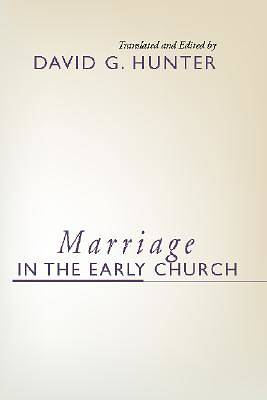 Marriage in the Early Church