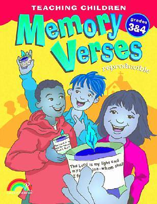 Teaching Children Memory Verses