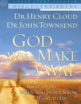 Picture of God Will Make a Way Workbook