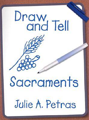 Picture of Draw and Tell Sacraments