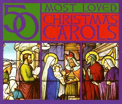 Picture of 50 Most Loved Christmas Carols CD