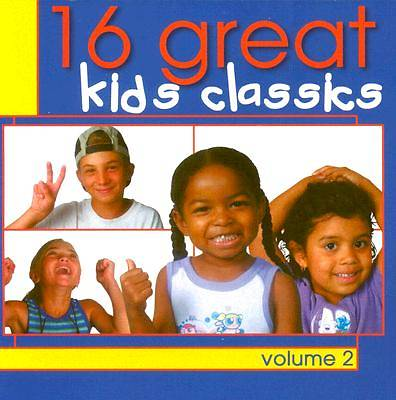 Picture of 16 Great Kids Classics Volume 2 CD