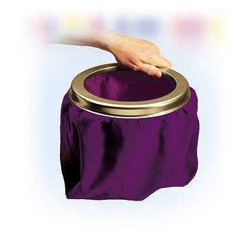 Large Offering Bag BRASSTONE - PURPLE