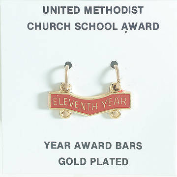 United Methodist Attendance Bar 11