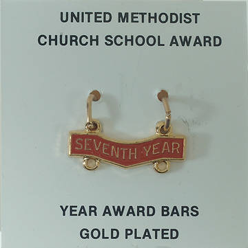 United Methodist Attendance Bar 7